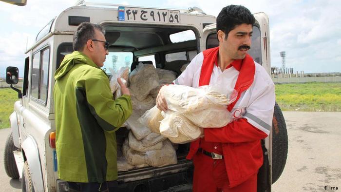 Iran_Record_Flood_Pictorial-10 مدیرعامل جمعیت هلال احمر گلستان همچنین گفت