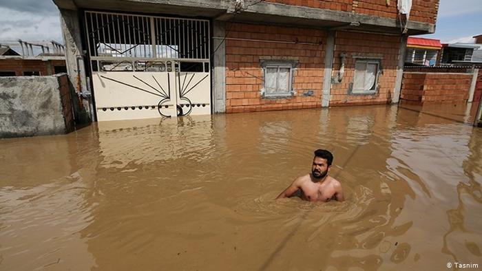 Iran_Record_Flood_Pictorial-11  سیل در استان مازندران موجب مرگ